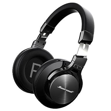 Hiearcool L1 Auriculares Bluetooth – Auriculares con cancelación de ruido activos, estéreo de alta fidelidad