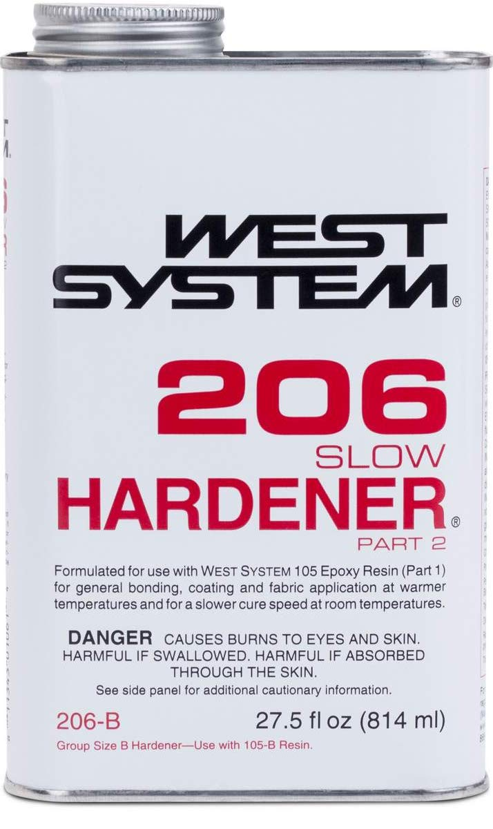 West System 105-B Epoxy Resin (.98 gal) with 206-B Slow Epoxy Hardener (.86 qt) and Epoxy Metering Pump Set by WEST SYSTEM (Image #6)