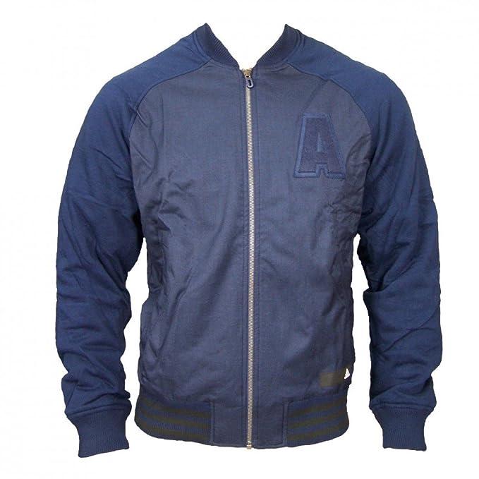 L Amazon Level 1 Adidas Termica Giacca College Uomo Dunkelblau Cwx0qxR