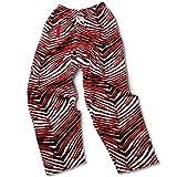 Arizona Diamondbacks ZUBAZ Red White Vintage Style Zebra Pants