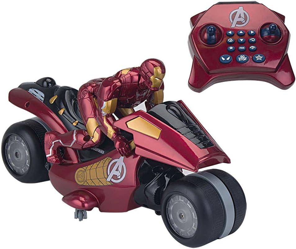 Avengers - Motocicleta Iron Man (Giochi Preziosi 20725)
