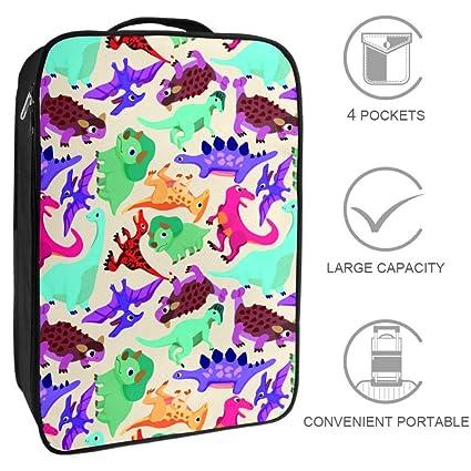 Bolsas de Viaje sin Costuras, con diseño de Dinosaurios ...