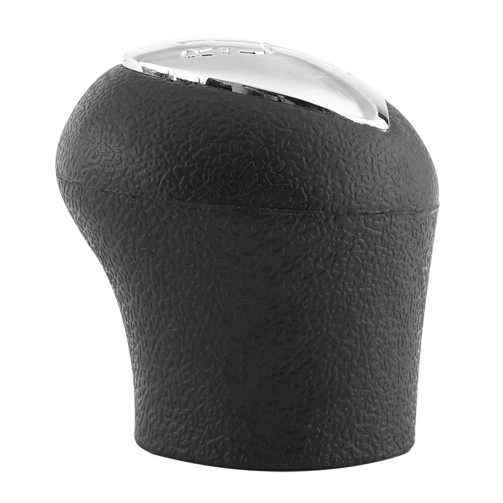 Voiture Pommeau de levier de vitesse T/ête de B/âton Pour E28 E30 E34 E36 Noir Qiilu 5 Vitesse Manuelle Shift Bouton