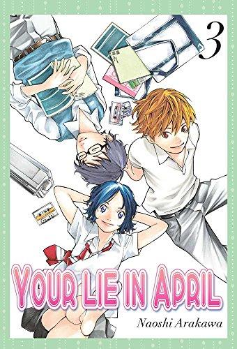 Descargar Libro Your Lie In April, Vol. 3 Naoshi Arakawa