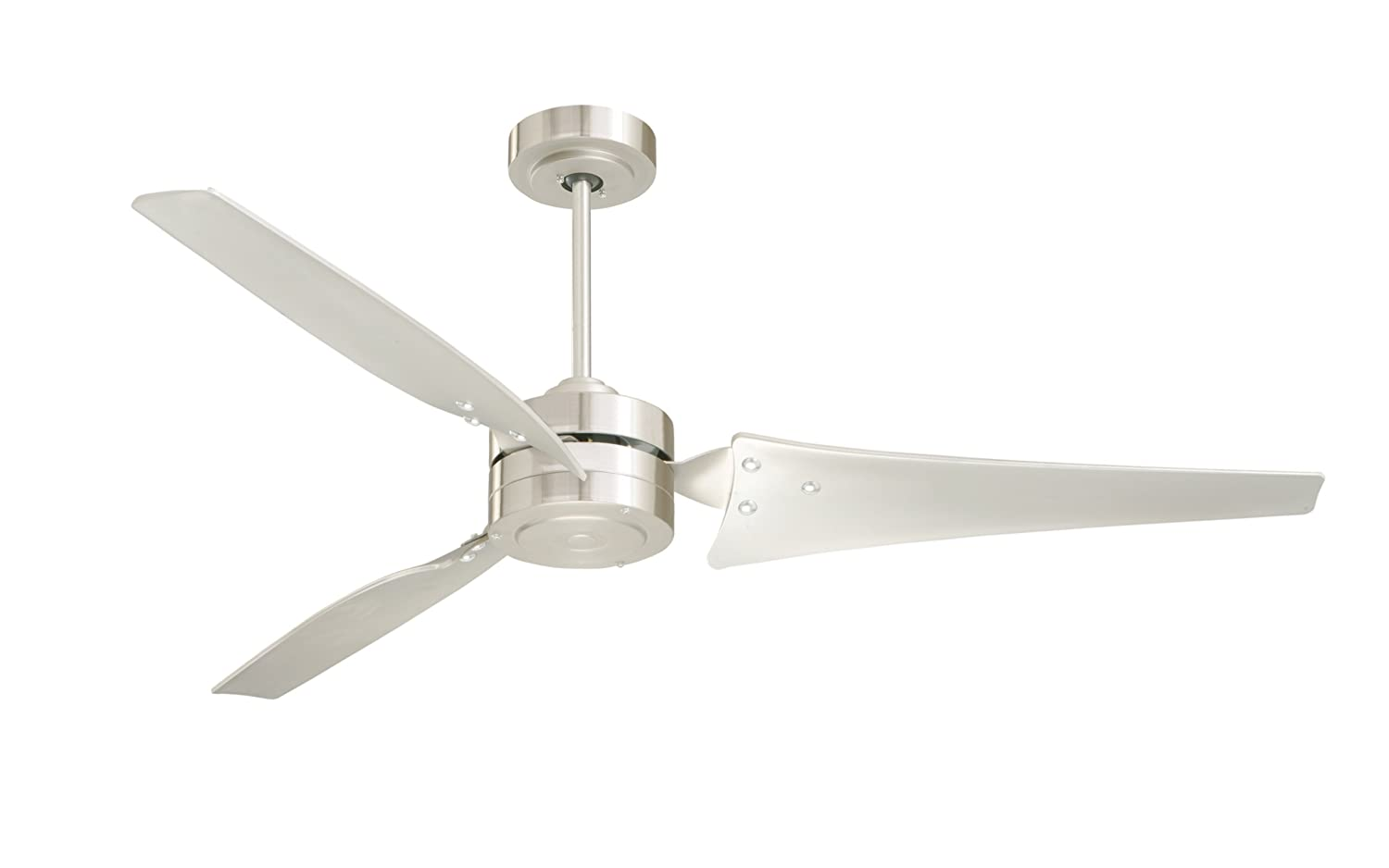 Emerson CF765BS Ceiling Fan with 4 Speed Wall Control and 60-Inch ...