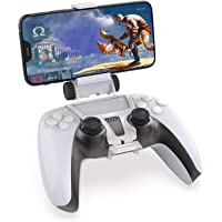 CSN Foldable Gaming Controller Mobile Holder/Cellphone Clamp/Clip for PS5,Compatible with Microsoft Xbox One/Xbox One S…