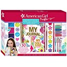 American Girl Mixed Media Art Journal Set