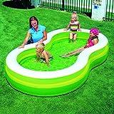 "Bestway Splash & Play Family the Green Lagoon Pool 108"" X 62"" X 18"" offers"