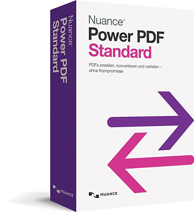 Nuance Power PDF Standard: Amazon.de: Software