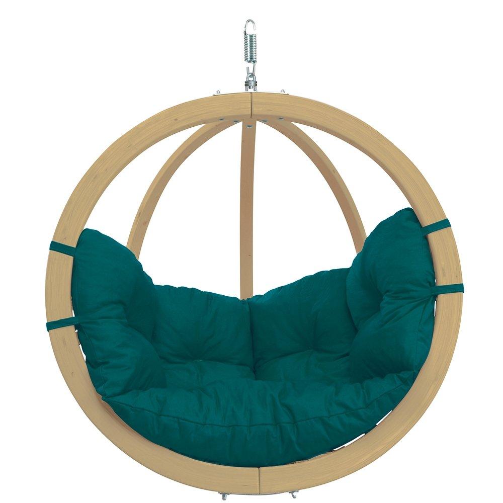 Amazonas Kugelgestell Hängesessel Globo Chair green weatherproof