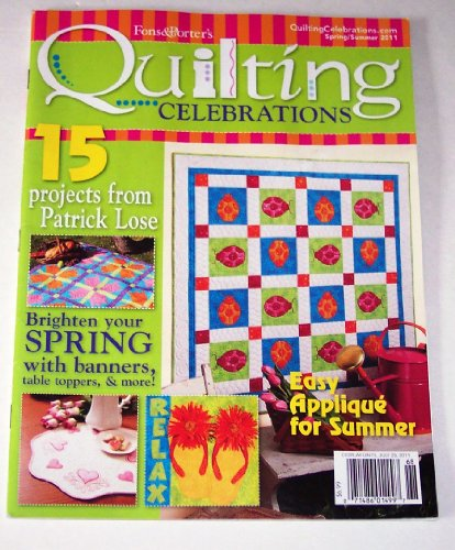 quilting celebrations magazine - 2