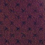 32 oz. Pontoon Boat Carpet - 8.5' Wide x Various Lengths (Choose Your Color!) (Burgundy, 8.5' x 10')