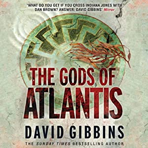 The Gods of Atlantis Hörbuch