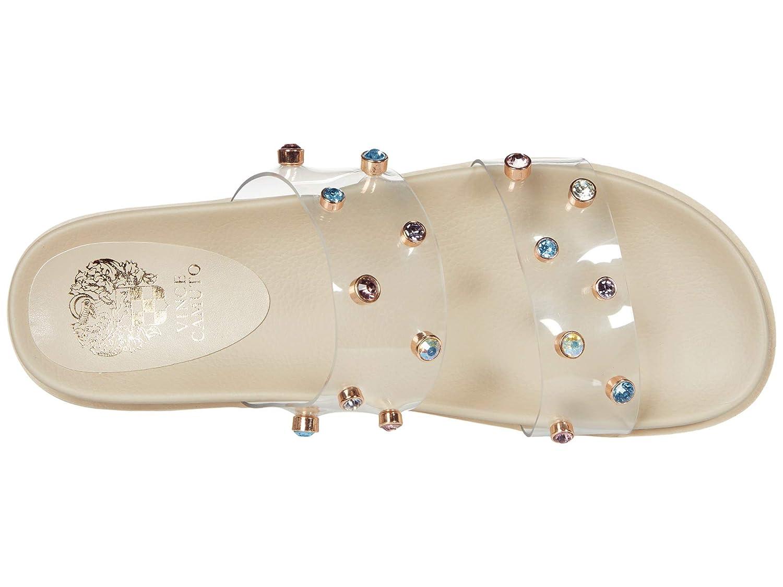 Vince Camuto Partha Jeweled Flatform Slide