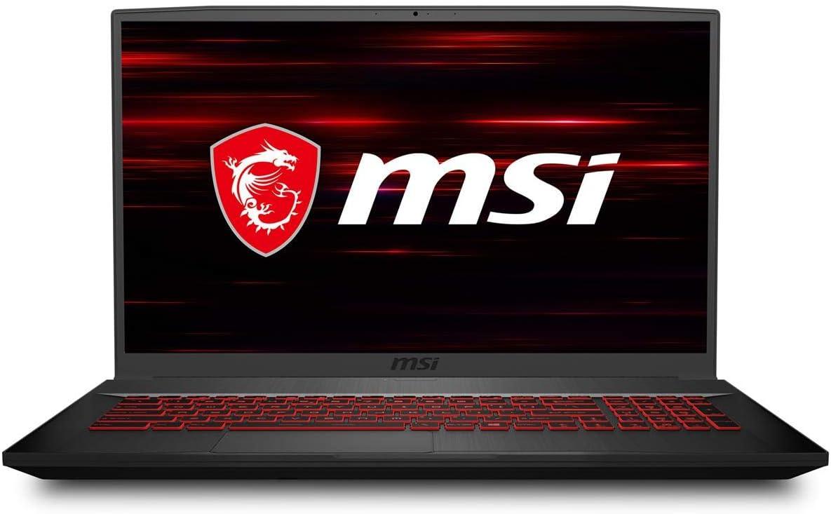 MSI GF75 Thin Gaming Laptop: 17.3