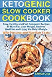 img - for Ketogenic Slow Cooker Cookbook: Easy, Healthy and Fast Ketogenic Recipes to Burn Fat, Lose Weight, Become Healthier and Living the Keto Lifestyle. Keto for Dummies. book / textbook / text book