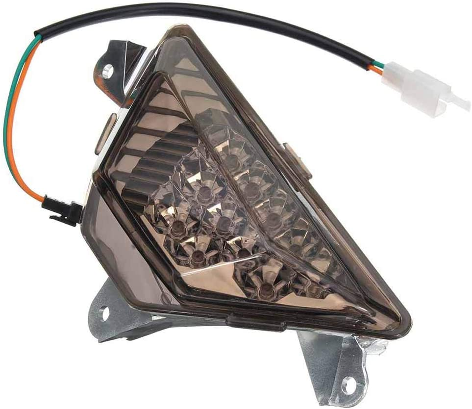 Avant Arri/ère LED Clignotant Lumineux pour Kawasaki Ninja ZX6R 300//650 2012-2013