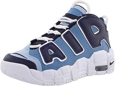 aventuras varilla repetición  Amazon.com | Nike Air More Uptempo (ps) Little Kids Aa1554-404 | Basketball