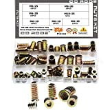 CO RODE E-nut Wood Inserts Interface Screw M6 M8 M10 Furniture Hexagonal Socket Nuts Fasteners