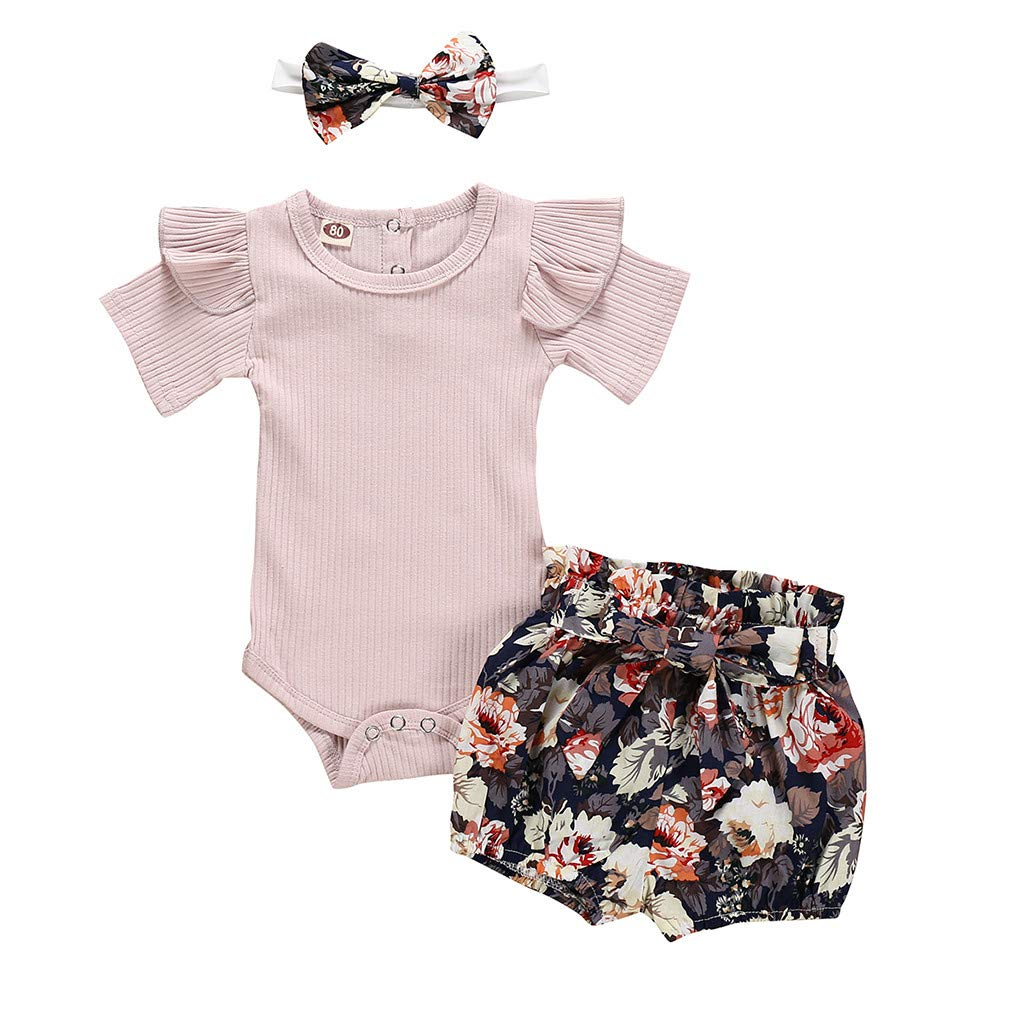 Insunny Baby Clothes ? 8-8 Months Newborn Outfits Kids Baby Girls