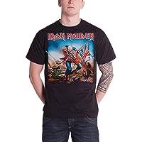 Collectors Mine män Iron Maiden-Trooper t-shirt