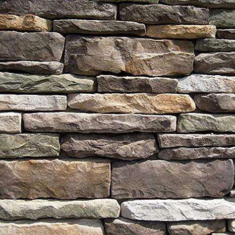 Ledge Stone Mossy Creek Sample Siding Building Supplies ...