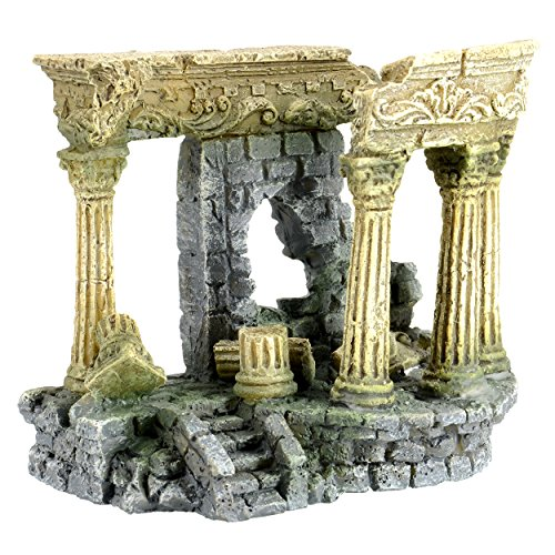 Underwater Treasures 65235 Mini Ruins Aquarium Ornament