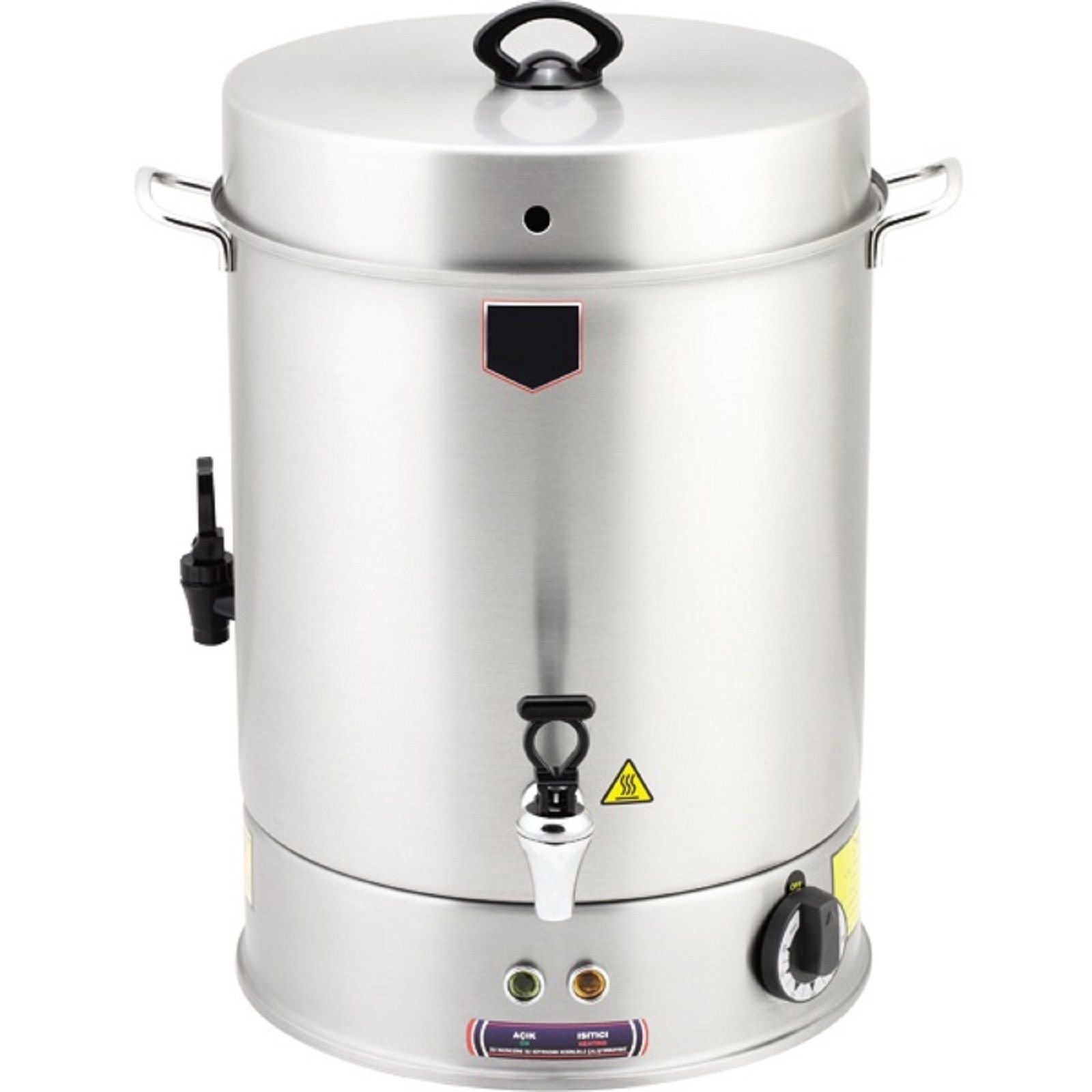 Commercial Kitchen Equipment Stainless Steel Electric 12 LT Capacity Hotel industrial Restaurant Cafe Milk Warmer Boiler