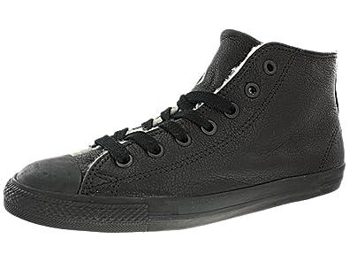 1e9f27f2ff9 Baskets Converse Dainty mid noir (fourrees)