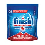All in One Max Tabletes Detergentes Para Lava Louças Powerball, Finish