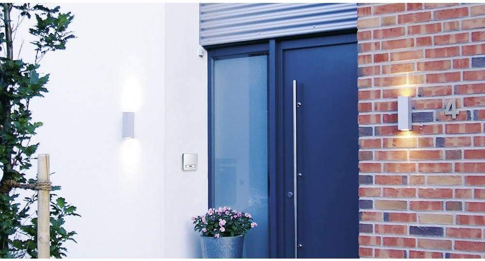 Klingeltaster für 2-Familienhaus KTA2 AS