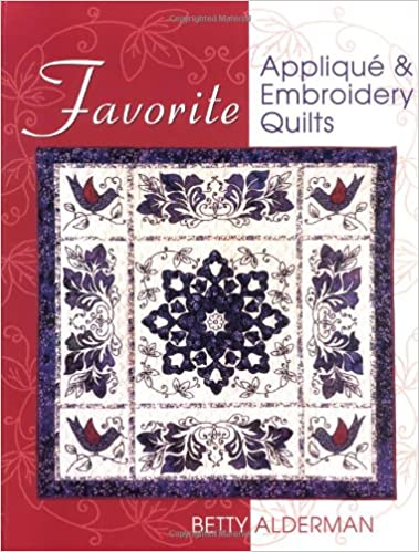 Free download of ebooks for iphone Favorite Applique & Embroidery Quilts RTF