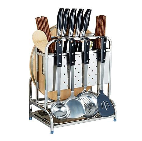 Storage rack. Estante de la Cocina / 304 Titular de Cuchillo ...