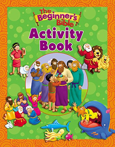 The Beginner's Bible Activity Book pdf