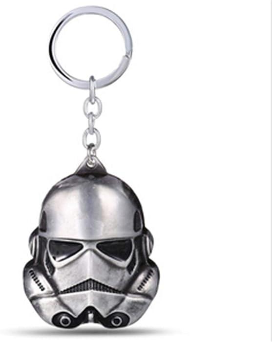 Amazon.com: 3D Stormtrooper Soldiers Mask Alloy Car Key ...