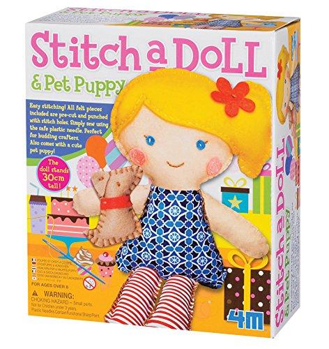 4M Stitch Doll Pet Puppy