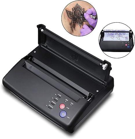 Máquinas de Tatuaje Profesional A5 A4 copiadora transferencia ...