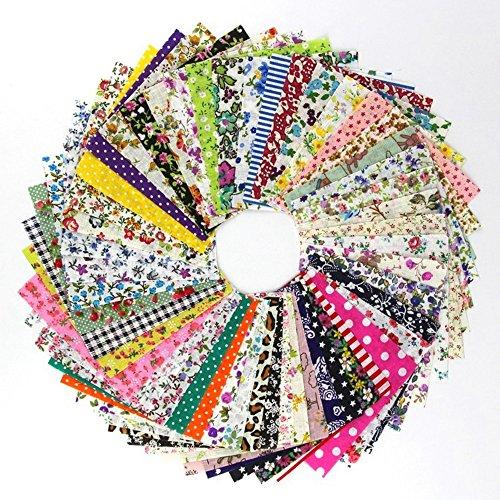 60 PC DIY 바느질 Scrapbooking 퀼트 점 패턴에 대 한 모듬 된 ..