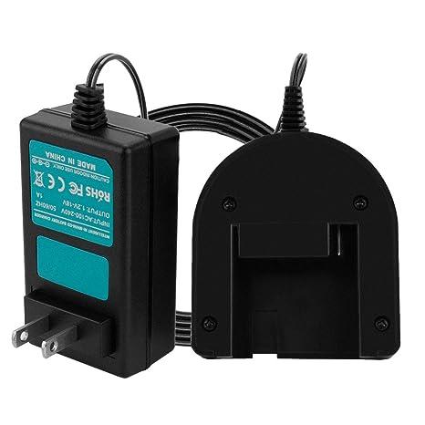 Amazon.com: Creabest Cargador de batería de 1,2 V-18 V ...