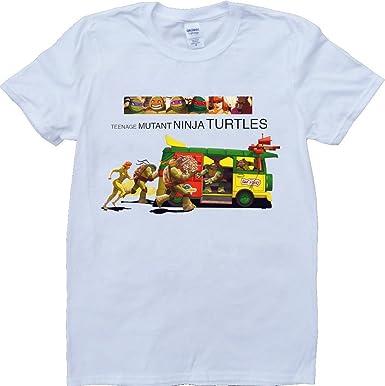 Adolescente Mutante Ninja Tortugas Blanco por Encargo T ...