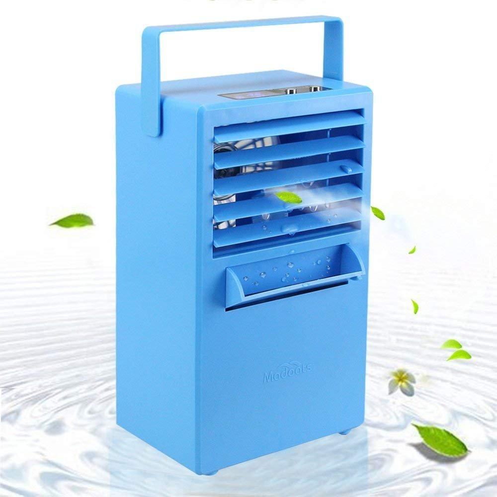Portable Air Conditioner B&T 9,5 Zoll Mini tragbare Klimaanlage Fan Evaporative Luftkühler Kühlung B&T