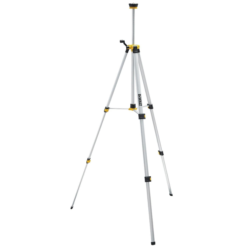 AA DeWalt DW088KTRI-XJ Laser en croix faisceau rouge Autonivelant 4/° Visibilit/é en int/érieur 10 m Direction des faisceaux : horizontale // verticale 3 piles alcalines - Support Pr/écision de +//- 0,3 mm//m tr/épied
