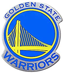 Golden State Warriors Logo Pin.