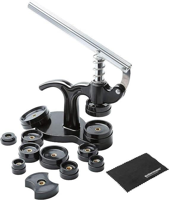 Uhrwerkzeug Uhrmacherwerkzeug 11 Druckplatte Einpresswerkzeug Uhrenschliess I8H7