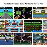DULEES Retro Video Games Console,AV Output NES