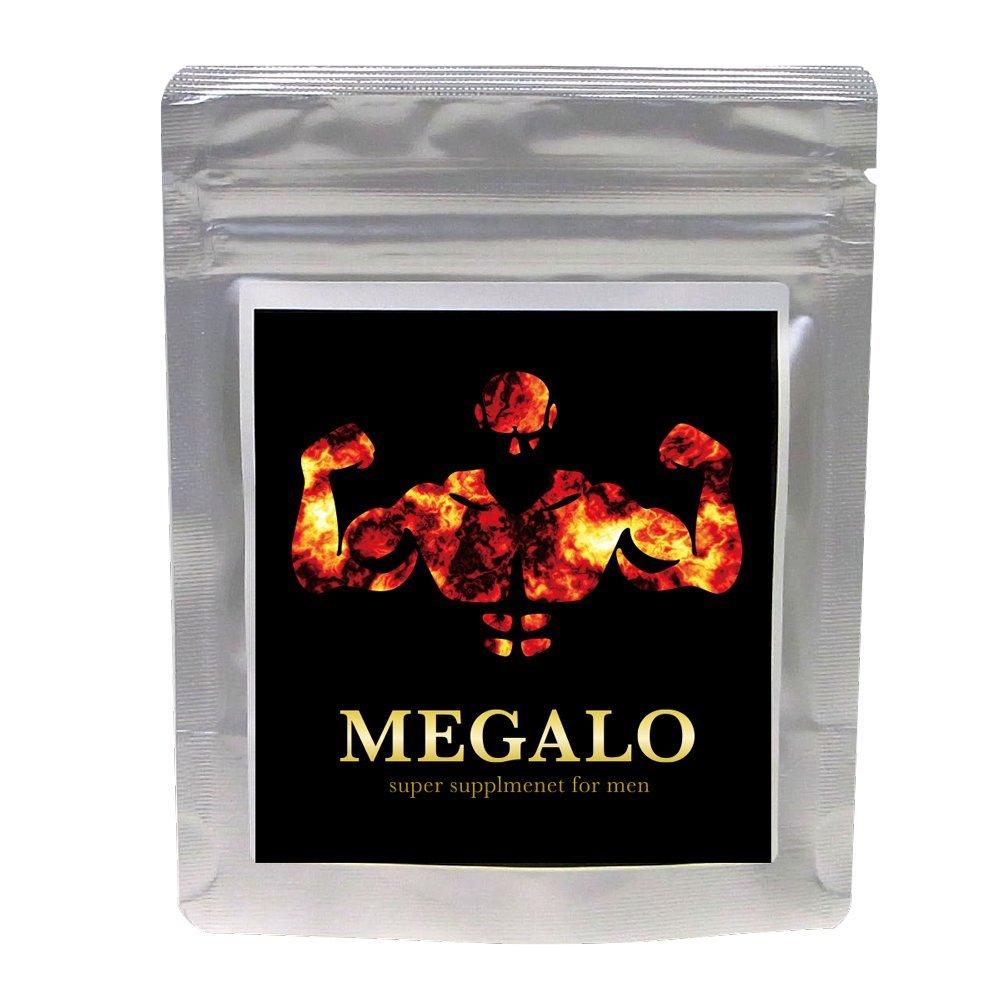メガロ 男性用 シトルリン配合サプリメント B0763B353J