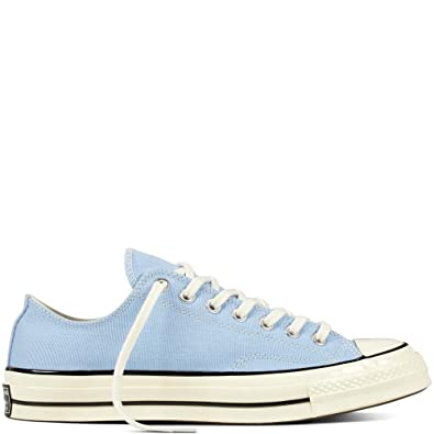bbac48d69a5c Converse Kids  Chuck Taylor CTAS 70 Ox Canvas Fitness Shoes Blu (Blue Chill