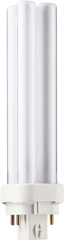 Quad Base F18 4PLR CFL Light Bulb by GE