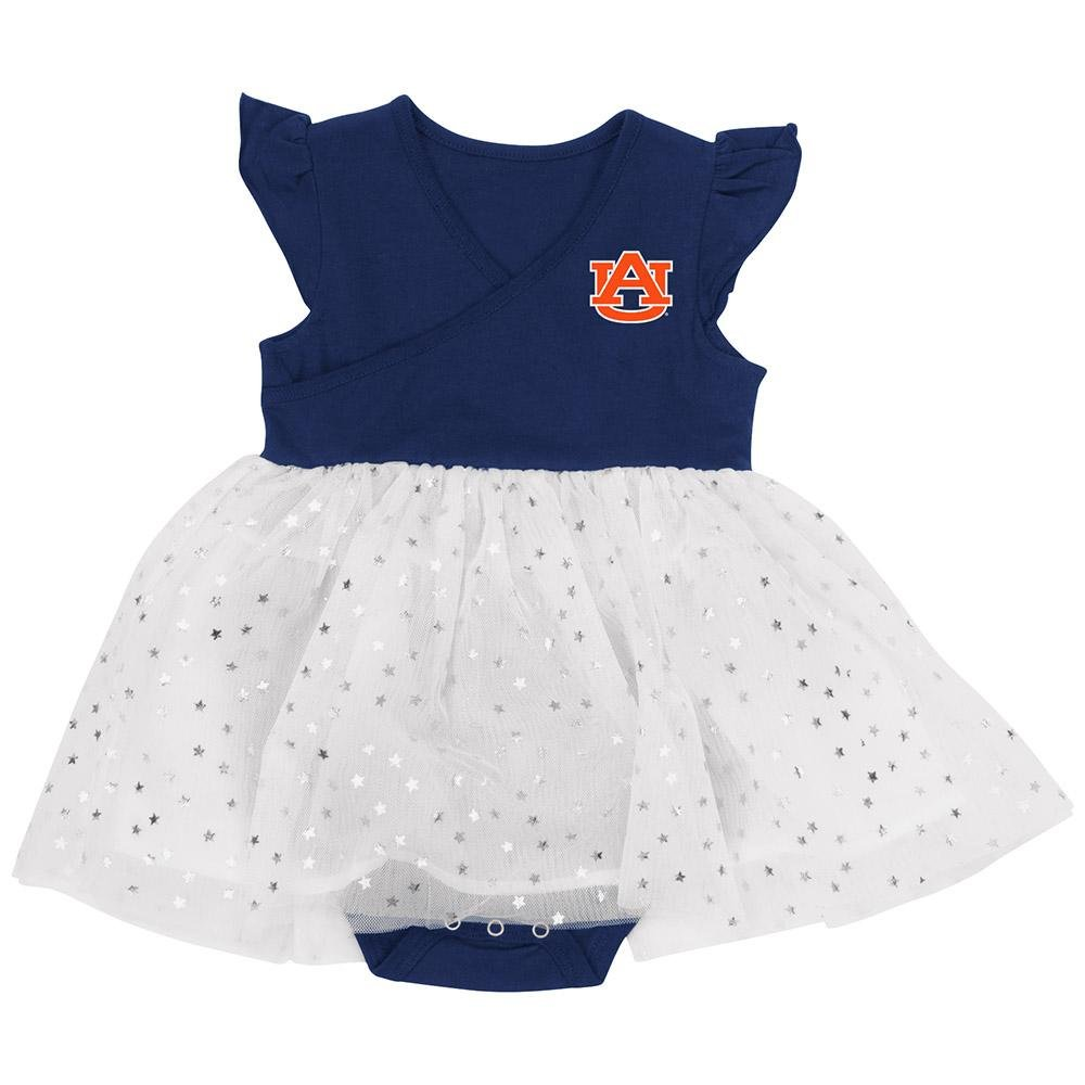 Colosseum Auburn Baby Girl Tutu Bodysuit Dress