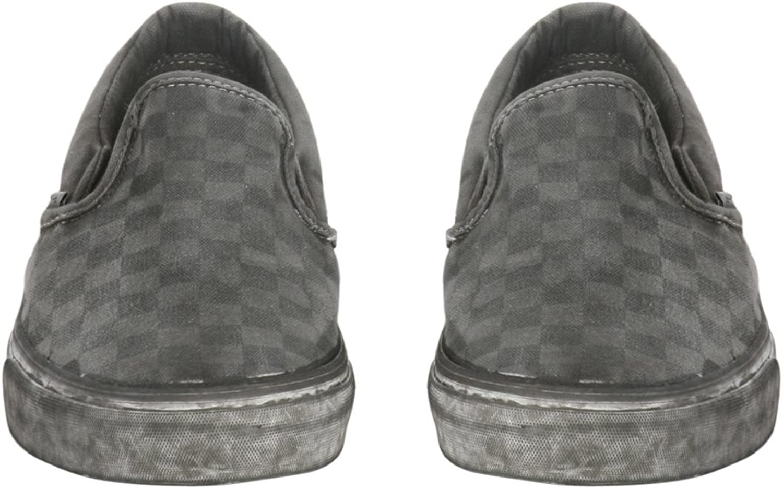 VANS Classic Slip On CA (Over Washed) Black VIL5BQN Scarpa